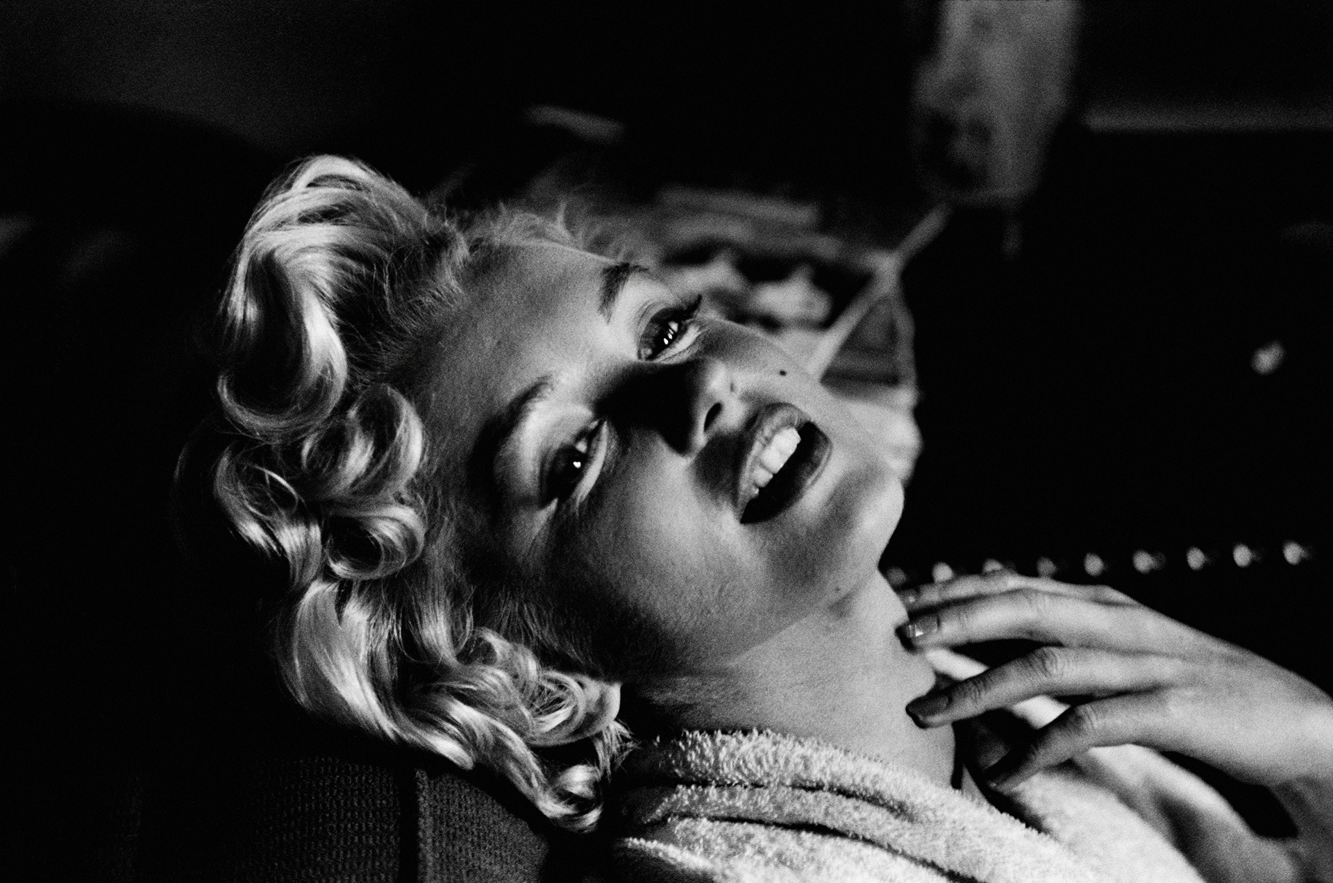 "Elliott Erwitt ""USA. New York. 1956. Marilyn Monroe"""