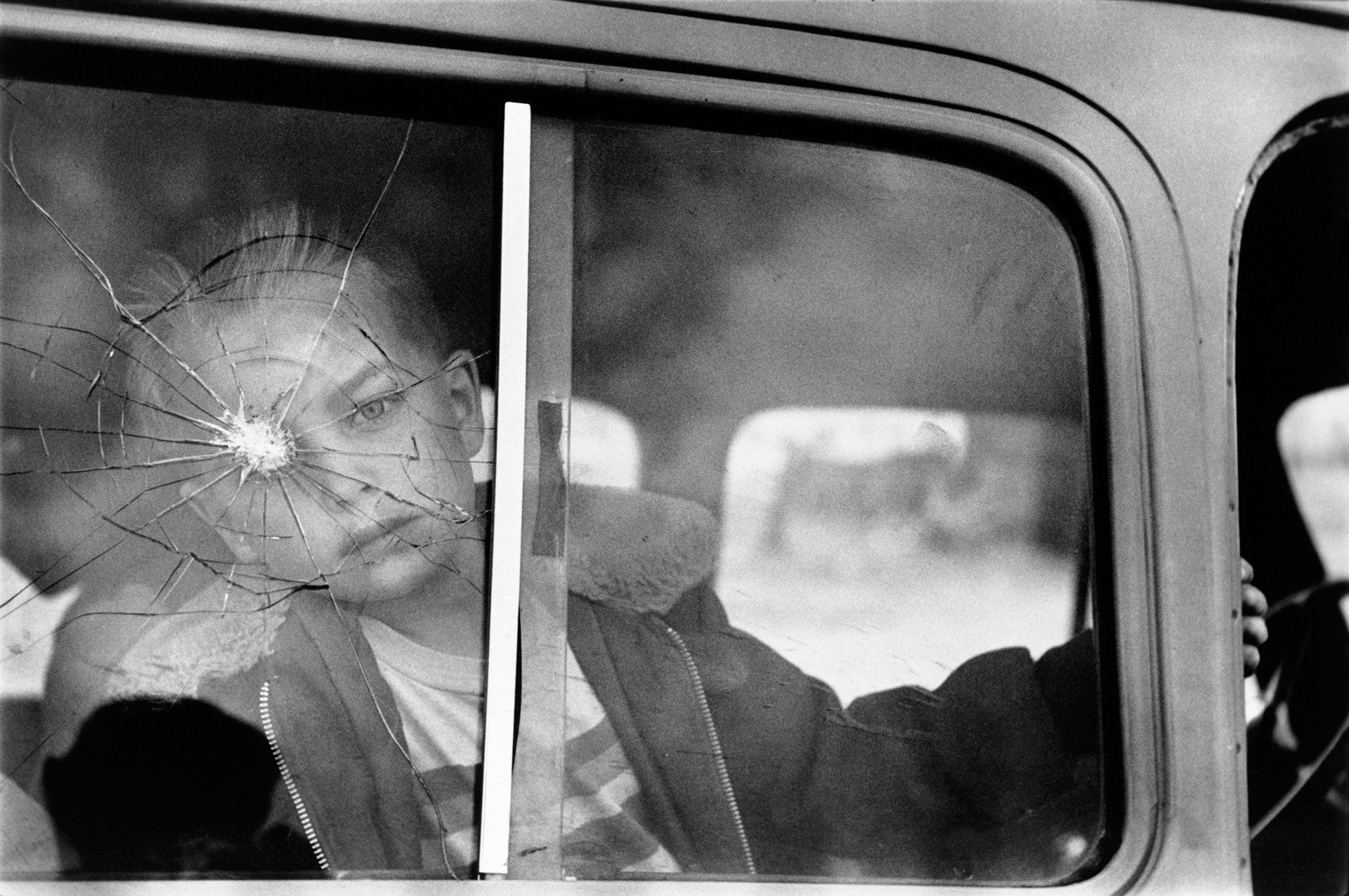 "Elliott Erwitt ""USA. Colorado.1955"""